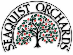 Seaquist Orchards logo