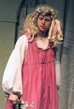Ryan Schabach as Juliet