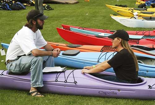 Sea Kayak Symposium