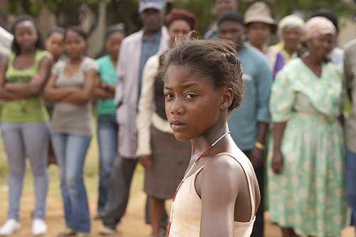 Khomotso Manyaka as Chanda