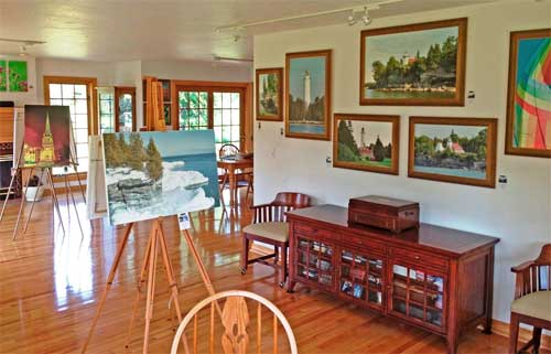 Wyatt's Gallery in Door County
