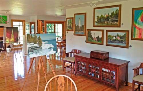 Wyatt's Gallery in Door County