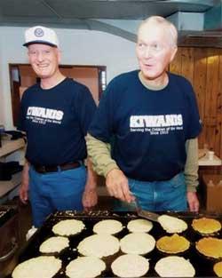 Sister Bay Fall Fest Pancake Breakfast