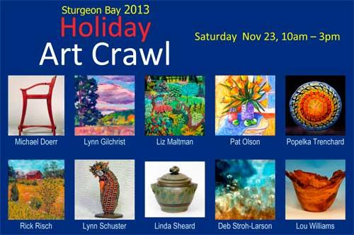 sturgeon-bay-art-crawl-2013